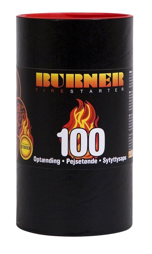 Burner firestarter средство для розжига (100 пакетиков)