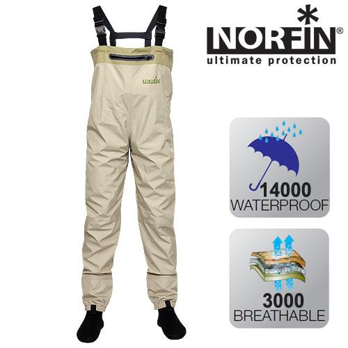 вейдерсы для рыбалки норфин