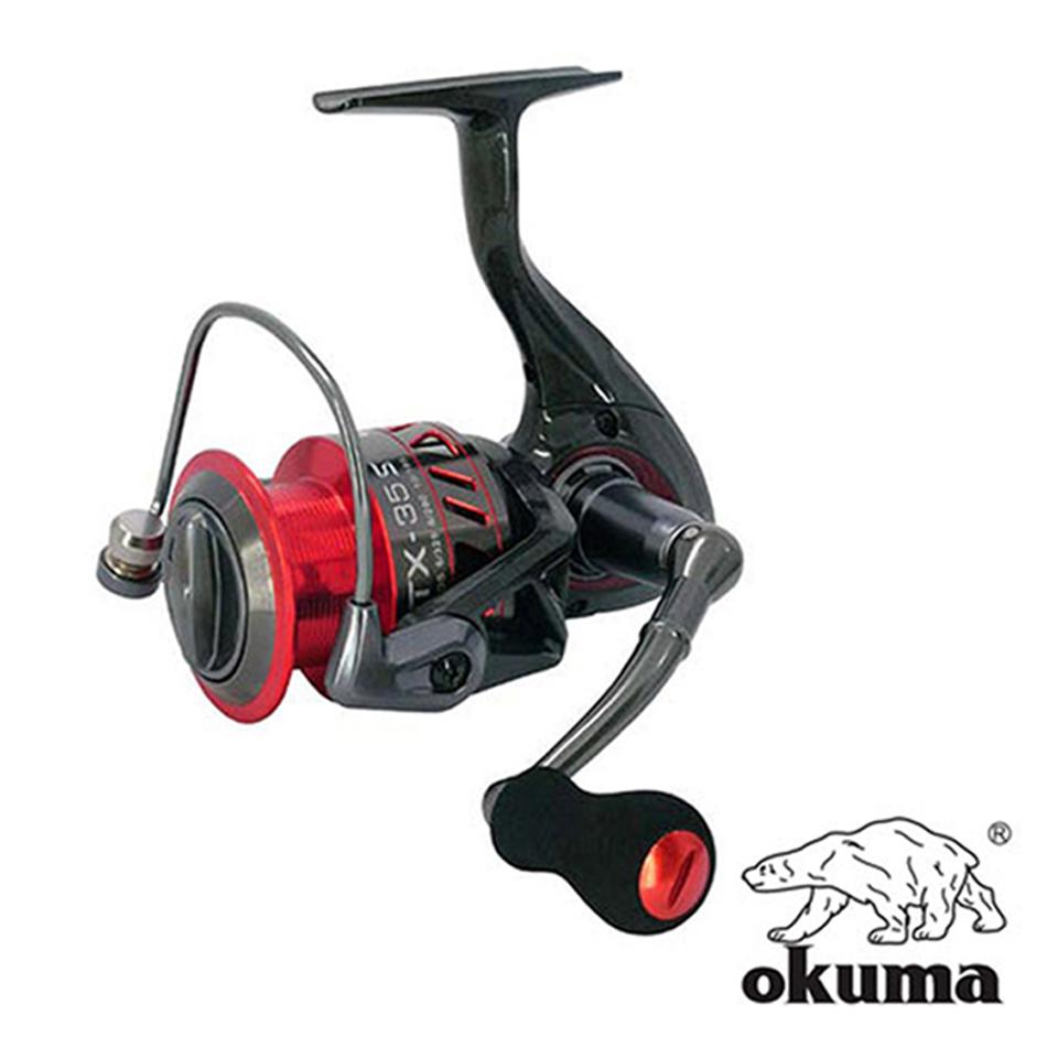 Катушка безынерционная Okuma RTX 25 FD