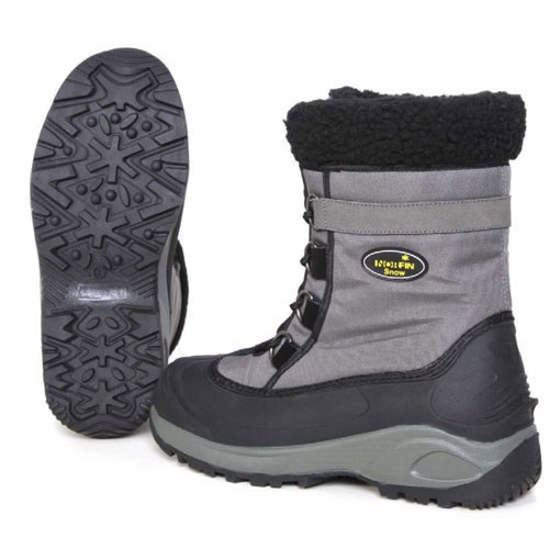 snow-gray-boots